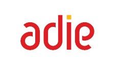 Logo ADIE partenaire de l'asssociation Suzanne Michaux dans l'accompagnement à la création d'entreprise dans les Yvelines