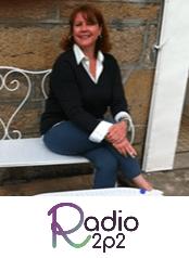 Frédérique VIDAL, fondatrice de Radio 2P2