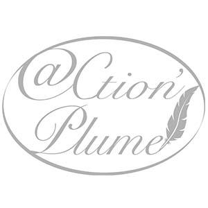 Logo Action Plume